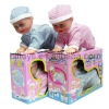 2011 hot sale Electric crawling baby