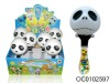 2011 hot selling Ghost head candy toy with light and music(including battery)--OC0102597
