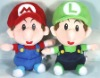 2011 hot selling New baby super mario bros plush soft toys