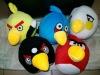 2011 hot selling birds plush soft toys