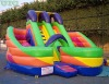 2011 inflatable castle with slide SJ C056