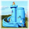 2011 inflatable slide