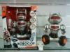 2011 new design r/c robot toy