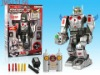 2011 new design rc robot toy