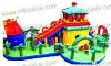 2011 new inflatable obstacle inflatable water games inflatable obstacle course