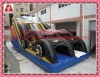 2011 new inflatable tyre slide / giant inflatable slide