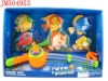 2011 new kids wind up magnetic fishing game
