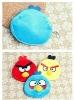 2011 new plush soft  birds toys bag