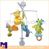 2011 newest bright infant musical crib mobile soft pal