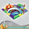 2011 outdoor giant inflatable playground