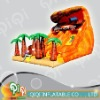 2011 promotion cheap inflatable water slides