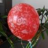 2011hot!!!!! 12 inch printed latex balloon