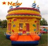 2012 HOT-SELLING PVC inflatable castle jumper