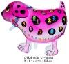 2012 Hot 3D Dalmatian Walking Pet Balloon