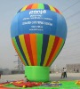 2012 Hot Sale oxford cloth material inflatable ground balloon