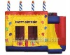 2012 Hot-selling mini inflatable castle with slide