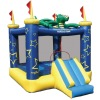 2012 Hot-selling play field inflatable castle