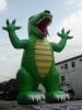 2012 Inflatable dinosaur