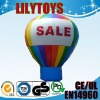 2012 NEW inflatable ground sale balloon/advertising balloon/ sales balloon in nylon coat PVC