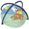 2012 cute bear patchwork baby play gym mat