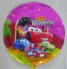 2012 helium mylar balloon