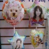 2012 high quality diy photo ballon with 18cm and 28cm