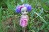 2012 hot sell cute design present rag doll