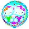 2012 hot selling 100%mylar high quality promotion helium balloon