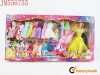 2012 hot selling fashion doll bobby toy with clothes,little doll and handcart