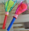 2012 new colorful whistle balloon toy