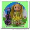 2012 new confused baby doll with guitar for girl