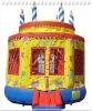 2012 new design inflatable birthday cake