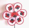 2012 new flower windmill