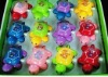 2012 new plastic toy fashion lovely funny tortoise toy with clockwork for children