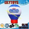 2012 nylon coat pvc inflatable ground ballon/advertising balloon/promtion balloon