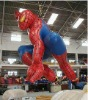 2012 ourdoor use advertising inflatable spider man