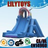 2012 popular inflatable animal slide