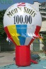 2012 roof top balloons / ground balloons