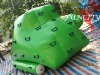 2012 the NEW Mini green inflatable iceburg /water games/water sports