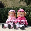 22 Inch Fashion Doll,real baby doll
