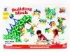 252 pcs trigonal building block set