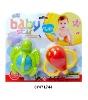 2PCS Lovely Plastic Baby Bell For Children CY471744