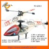 3 Channels rc alloy helicopter with LED lights and GYRO TC-630
