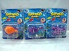 3 design wind up funny swimming fish toys