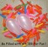 3'' latex balloon decoration