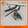 3CH RC Helicopter gyro led toy helicopter