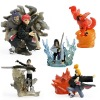 3D Mini Action Figures