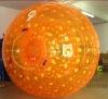 3M hamster ball in bright orange