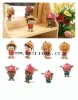 3d japanses anime one piece Figure toy