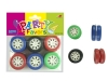 4.00 cm Plastic wheel yoyo toys